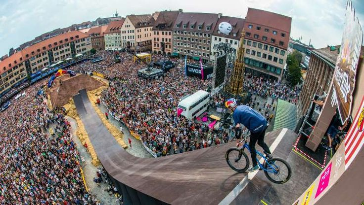 Red Bull District Ride - Marc Müller/Red Bull Content Pool