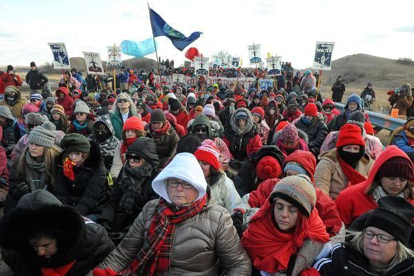 Pipeline N. Dakota coalitions 2016