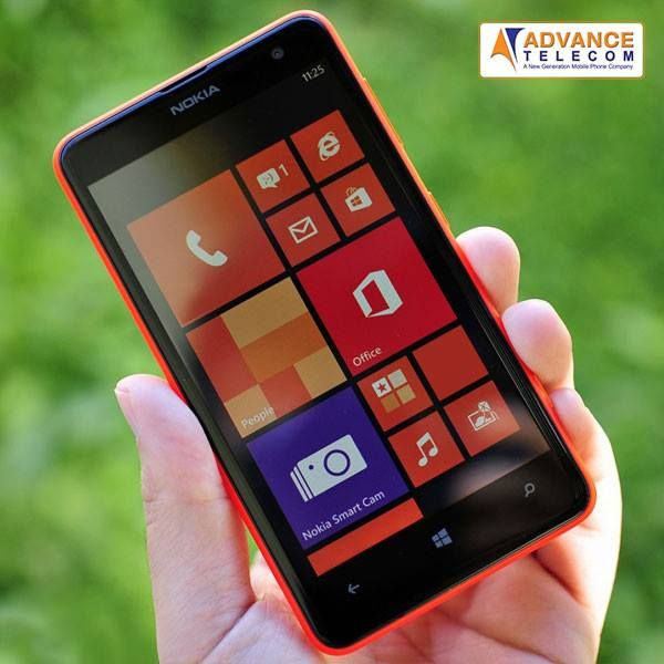 For the lovers of big screens and better speed! Nokia Lumia 625!