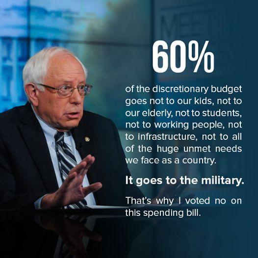 Bernie Sanders 2016. He can see through the bullshit. - Album on Imgur