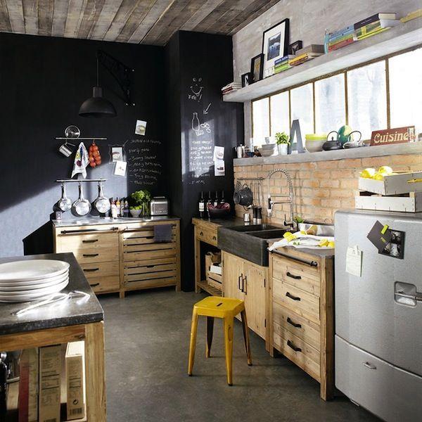 kuchyne | industrial vintage design