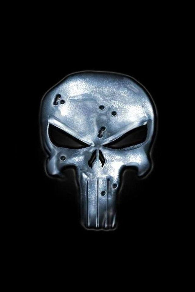 The Punisher..get in here!