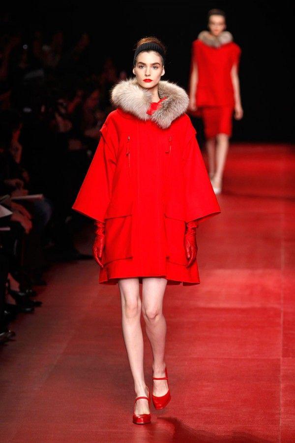 Fall Fashion 2013 Coat Nina Ricci