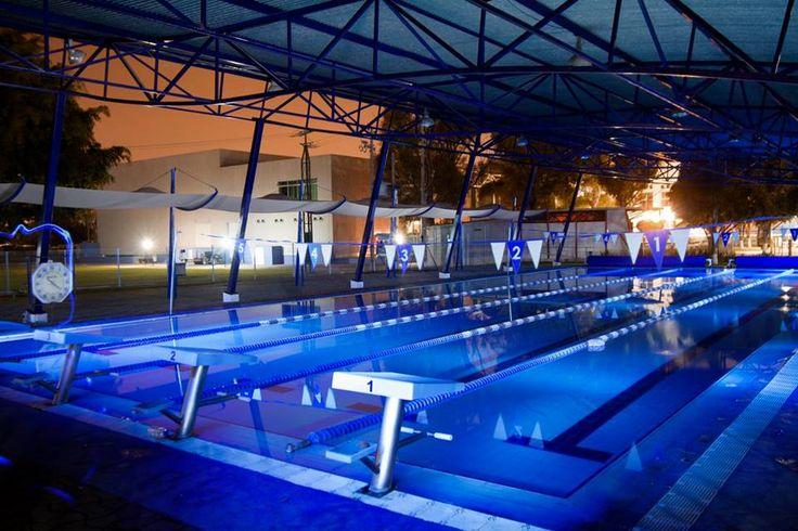 Alberca semi olimpica del tec de monterrey campus for Instalaciones de albercas pdf