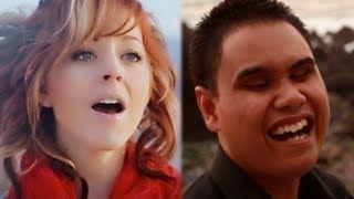 O Come, Emmanuel - Lindsey Stirling & Kuha'o Case - YouTube