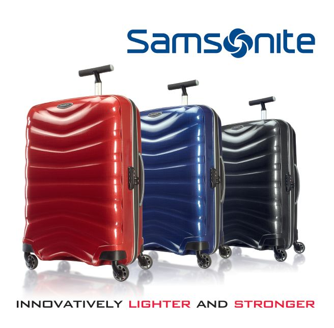 Samsonite // Firelite