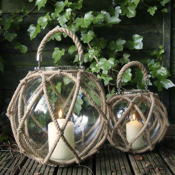 La Rochelle Globe Lanterns
