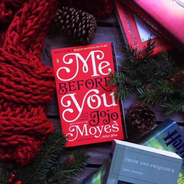 Me Before You by Jojo Moyes | 31 Of The Most Heartwarming Books You'll Ever Read
