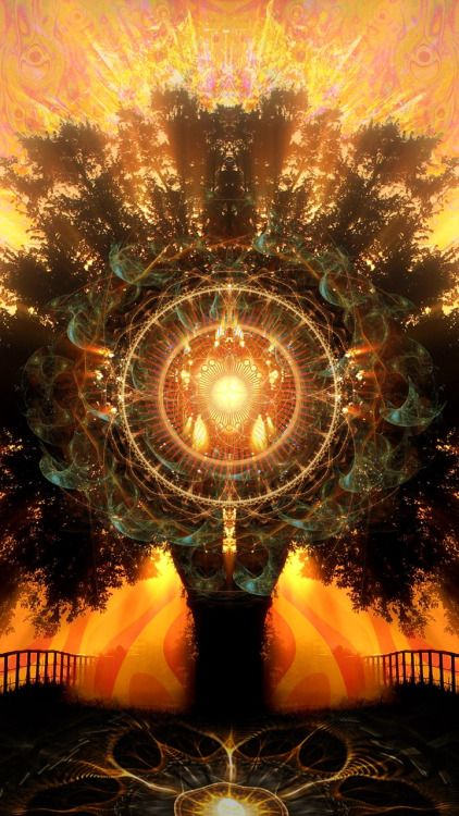 The Tree of Life gave birth to all our power (Not super powers) and abilities, some have taken this for granted and have used their powers for evil, but I know all power is only borrowed and one day, it will be given back
