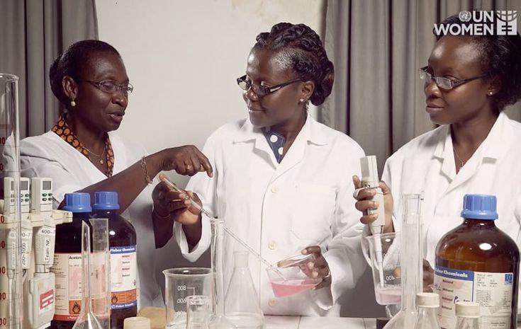 Día Internacional de la Mujer y la Niña en la Ciencia, apoyando la diversidad  #MujeresEnCiencia #EligeLaCiencia #Ciencia #ONUMujeres #UNESCO