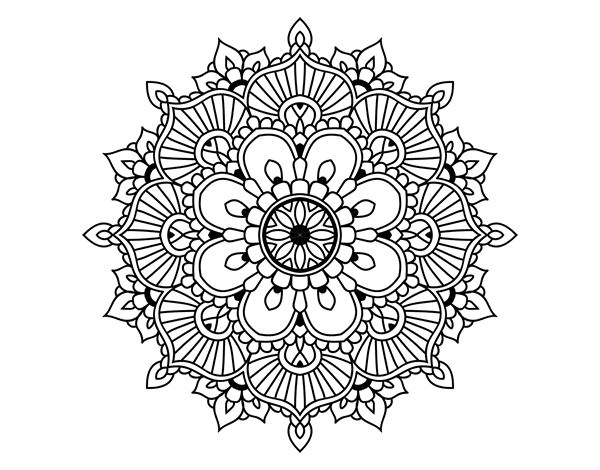Relax Flash Coloring Pages