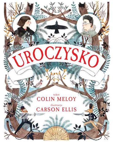 Uroczysko -   Meloy Colin , tylko w empik.com: . Przeczytaj recenzję Uroczysko. Zamów dostawę do dowolnego salonu i zapłać przy odbiorze!