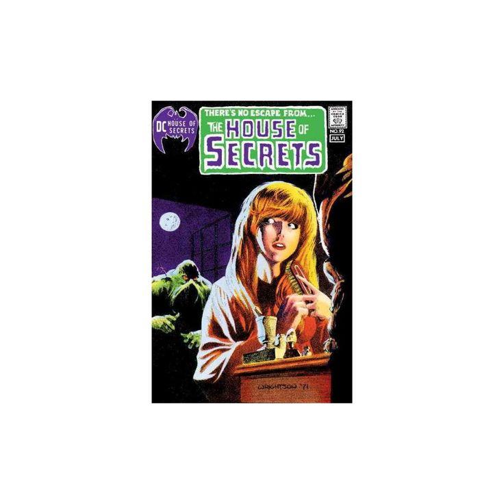 Dc Horror House of Secrets 1 (Hardcover) (Len Wein)