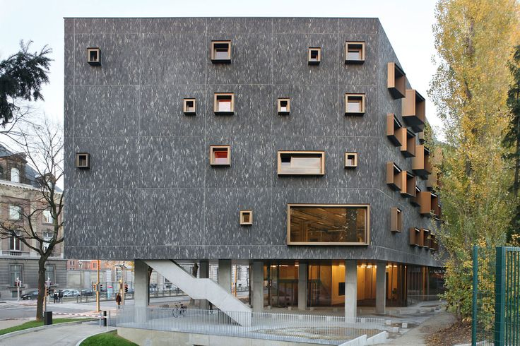 354 photographers, Artur Eranosian, BOGDAN & VAN BROECK · VUB U-Residence · Divisare