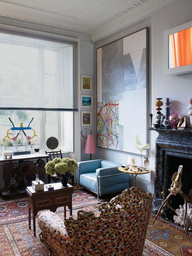 Alessandro mendini le corbusier julia muggenburg image via the new york ti - Decoration le corbusier ...