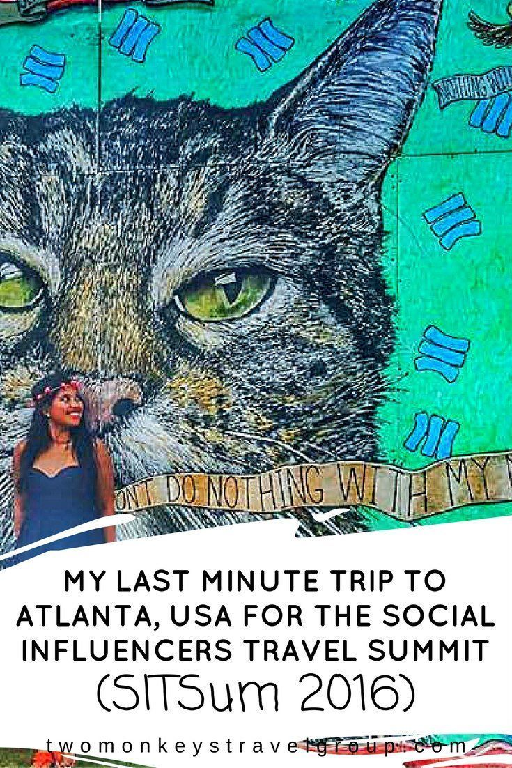 My Last Minute Trip to Atlanta, USA for the Social Influencers Travel Summit (SITSum 2016) SITSum is the Social Influencers Travel Summit. It is an exclusive, invitation – only event for individuals with strong social media or blog presence. During the event, the invitees had the chance to learn the best industry practices from one another. Aside from meeting fellow influencers, you get to tour around Atlanta. The event was organized by the Atlanta Tourism Board.