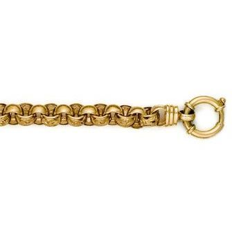 Buy our Australian made 9ct Gold Belcher Chain - HM-BEL-0002 online. Explore our range of custom made chain jewellery, rings, pendants, earrings and charms.