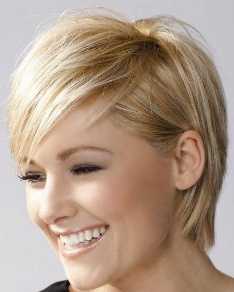 Krótkie włosy modne fryzury