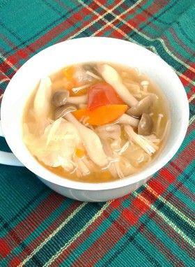 簡単!デトックススープ by といぽい [クックパッド] 簡単おいしい ...
