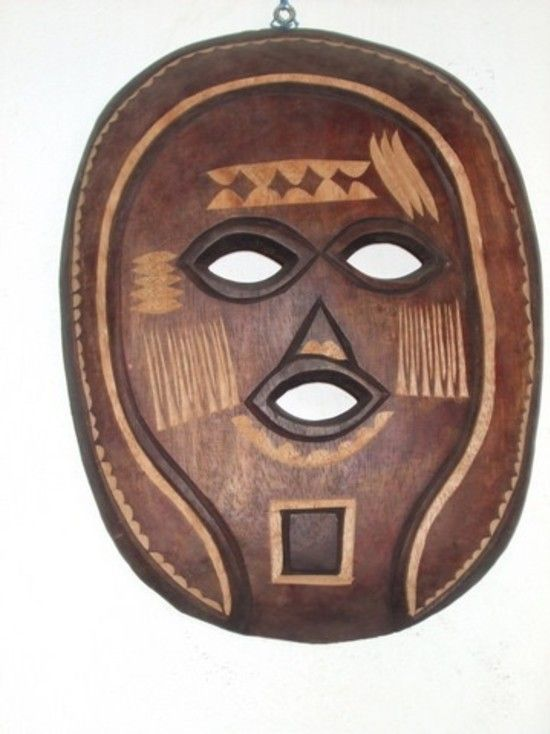 Checkout this amazing product Beautiful Hand Carved African Mask at Shopintoit