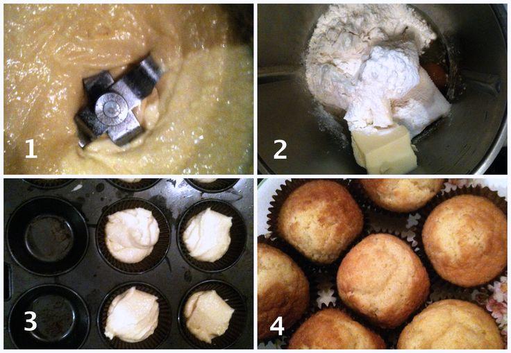 Thermomix recipe: Easy Nigella Cupcakes