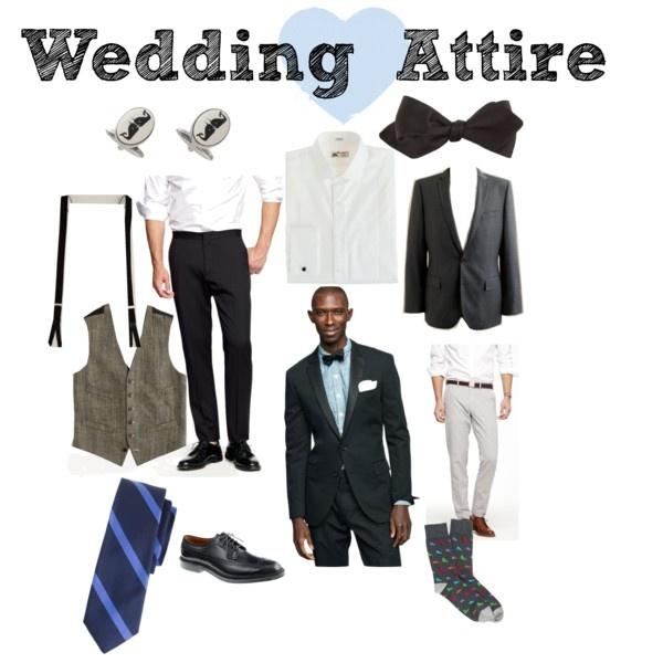 Mens Summer Outdoor Wedding Guest Attire