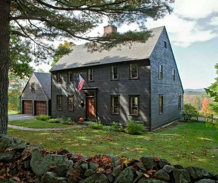 47 best Saltbox Someday... images on Pinterest | Saltbox houses ...