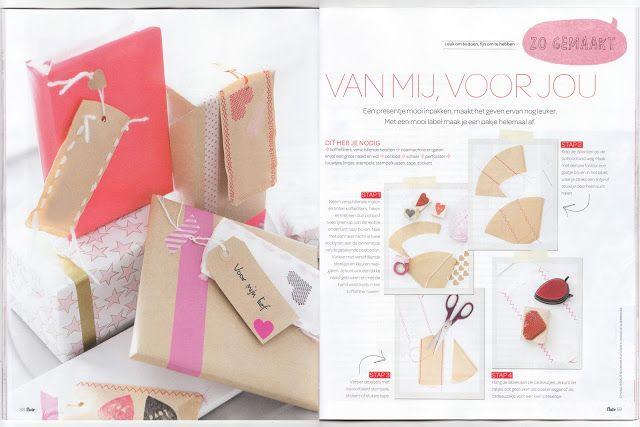 DIY, valentine, tags, or my love © Rosalie Noordam