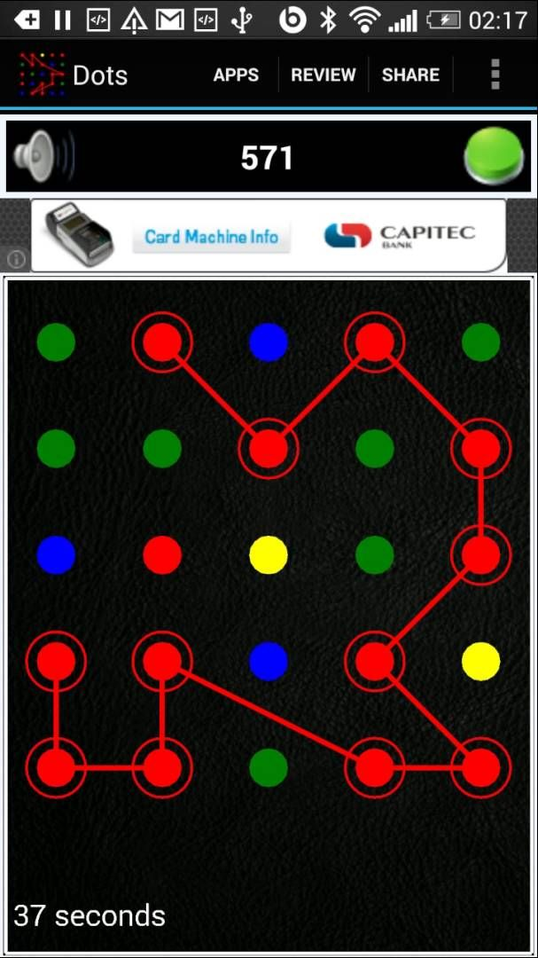 Dots: The Manhattan Shuffle - Android Game