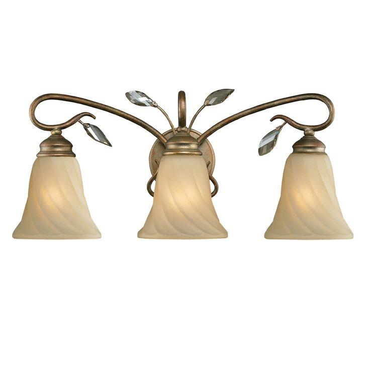 Bathroom Lights Gold Finish 116 best traditional bath vanity lights images on pinterest | bath
