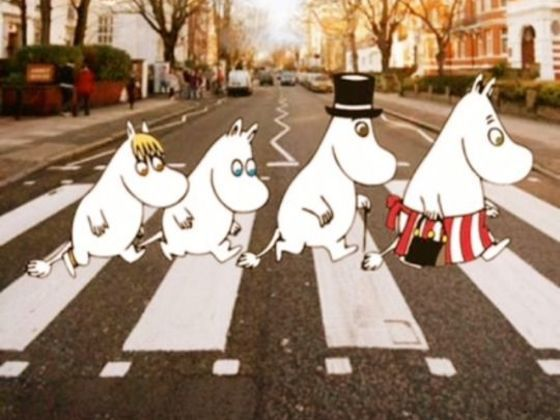 Which Moomin Character Are You?