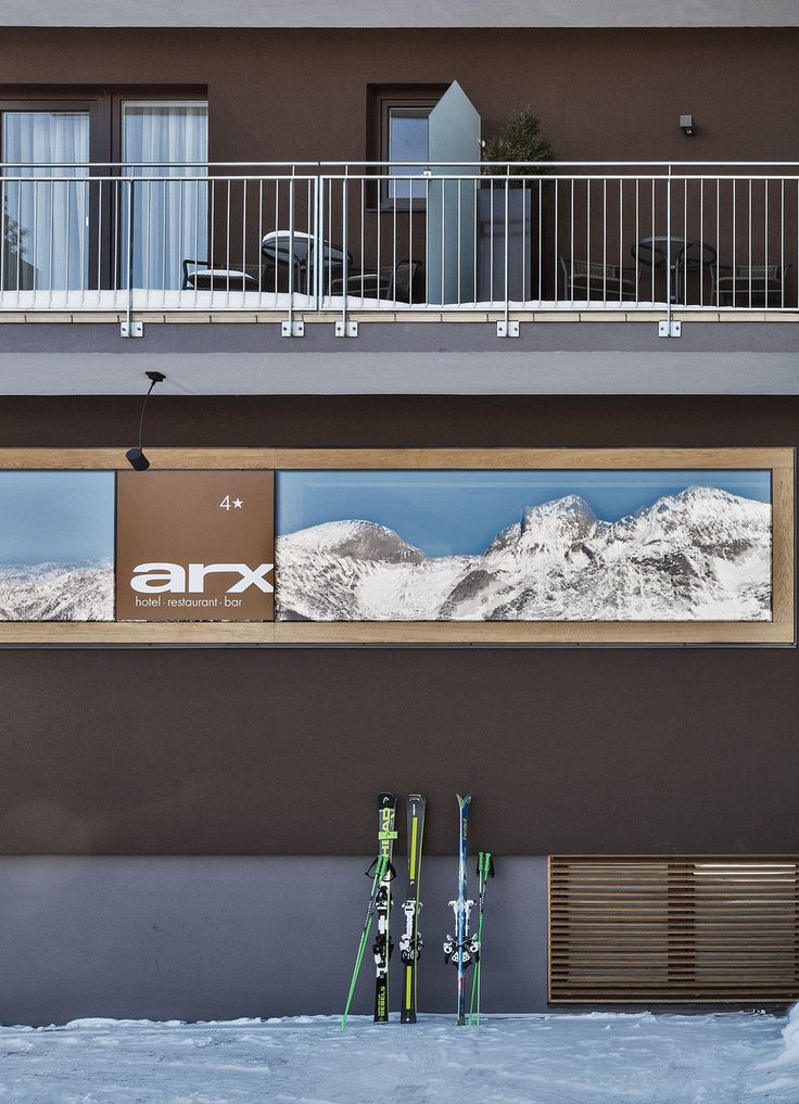 arx Boutiquehotel in der Skiregion Schladming-Dachstein // arx boutique hotel in the skiing area Schladming-Dachstein