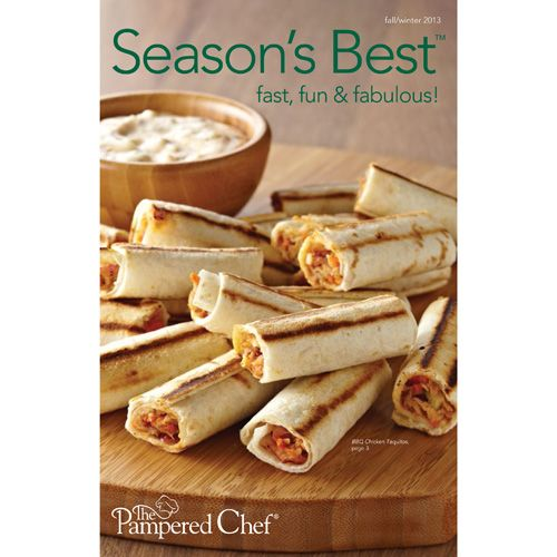 The Pampered Chef® Season's Best® (Fall/Winter 2013) - The Pampered Chef™