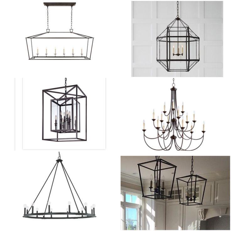 Lighting Design For Our House Circa Lighting Darlana Linear Lantern Visual Comfort Morris
