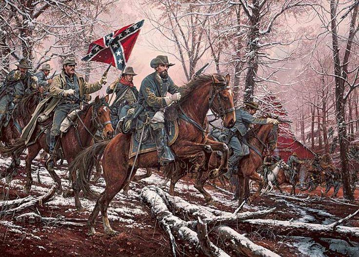 THAT DEVIL FORREST Nashville Campaign November 23, 1864 ...