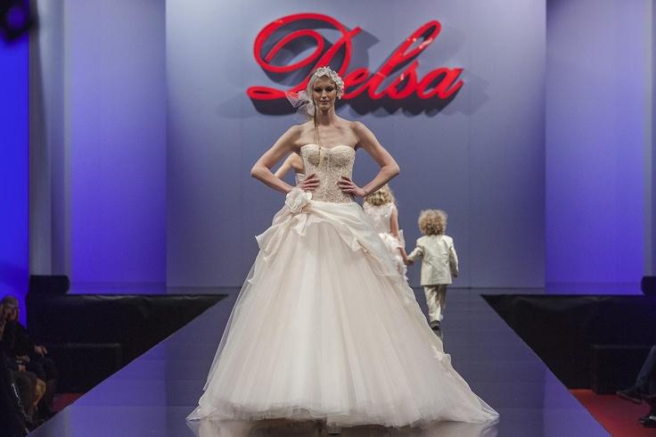 Delsa Couture collection - D6531
