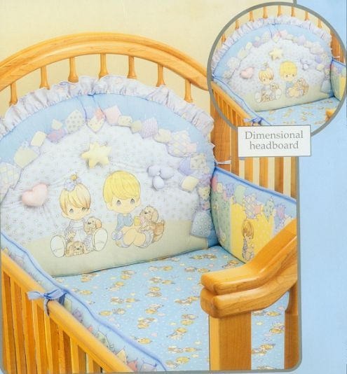baby bedding sets | Precious Moments Sweet Dreams Crib Baby Bedding set