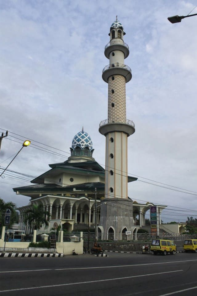 Masjid Agung Kediri, Indonesia