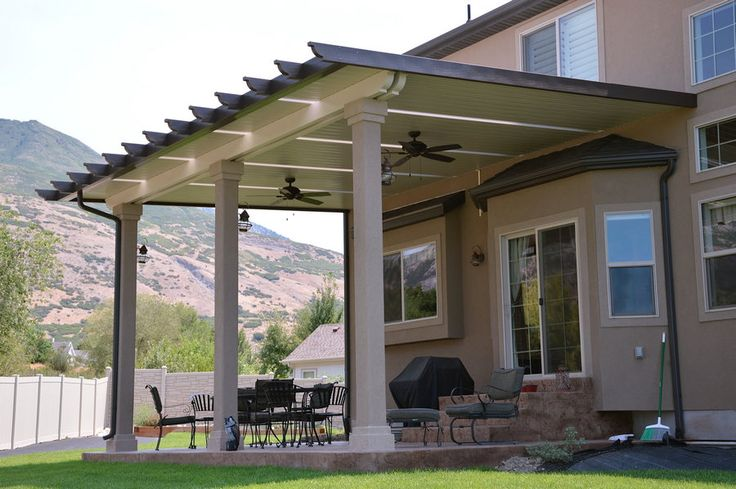 Free Standing Pergola Ideas Backyard