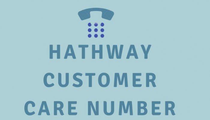 Tv Service Providers >> Hathway Customer Care Numbers Broadband And Digital Tv
