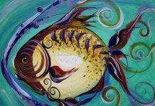 Ο μύθος του μικρού ψαριού που είχε μέσα του θυμό..