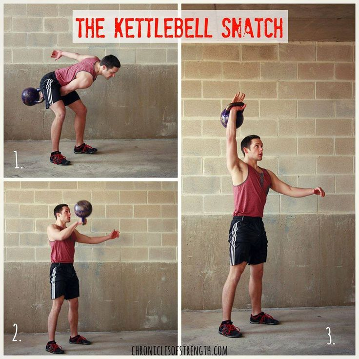 While not the ultimate or only exercise there is, I still really like kettlebell snatches. Mainly because so few moves aside snatching can so consistently give me such a strenuous sweat. Sprints can…