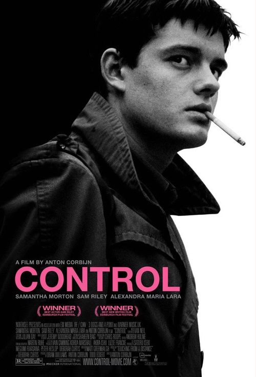 Control, Movie Poster