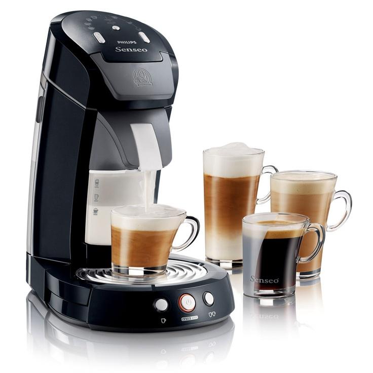 coffe makers | Coffee maker Senseo Latte Select, Philips, HD7850/60 - Euronics