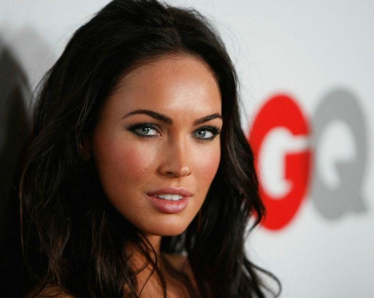 Megan Fox - Love this make-up look (better start buying fake tan...)
