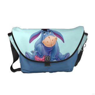 Eeyore 6 messenger bag