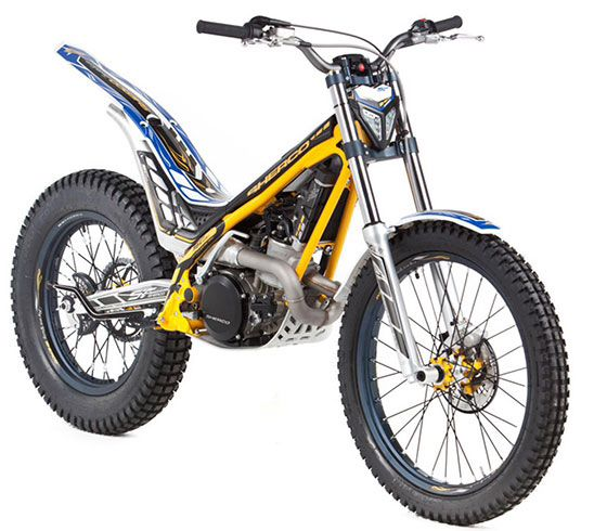 Sherco 250cc Trial Bike