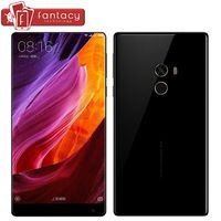 "Original Xiaomi Mi Mix 6GB 256GB Snapdragon 821 Quad Core Mobile Phones NFC FDD LTE 4G 16.0MP 6.4 "" FHD Full Screen MIUI 8.2 OTA"
