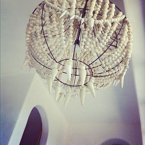 My new chandelier