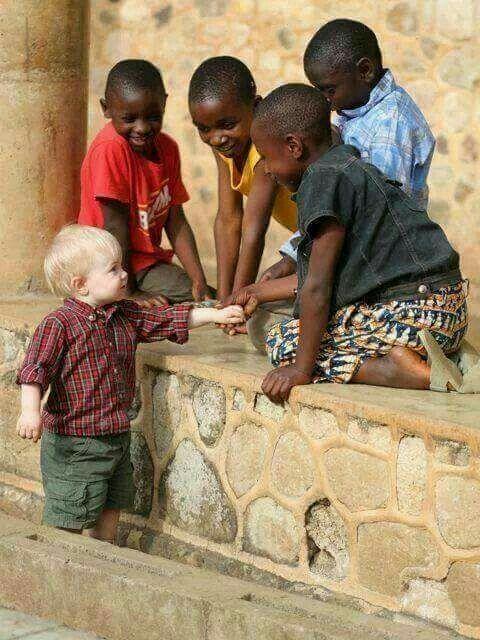 Jesus loves the little children , all the children of the world! ❤️✨❤️